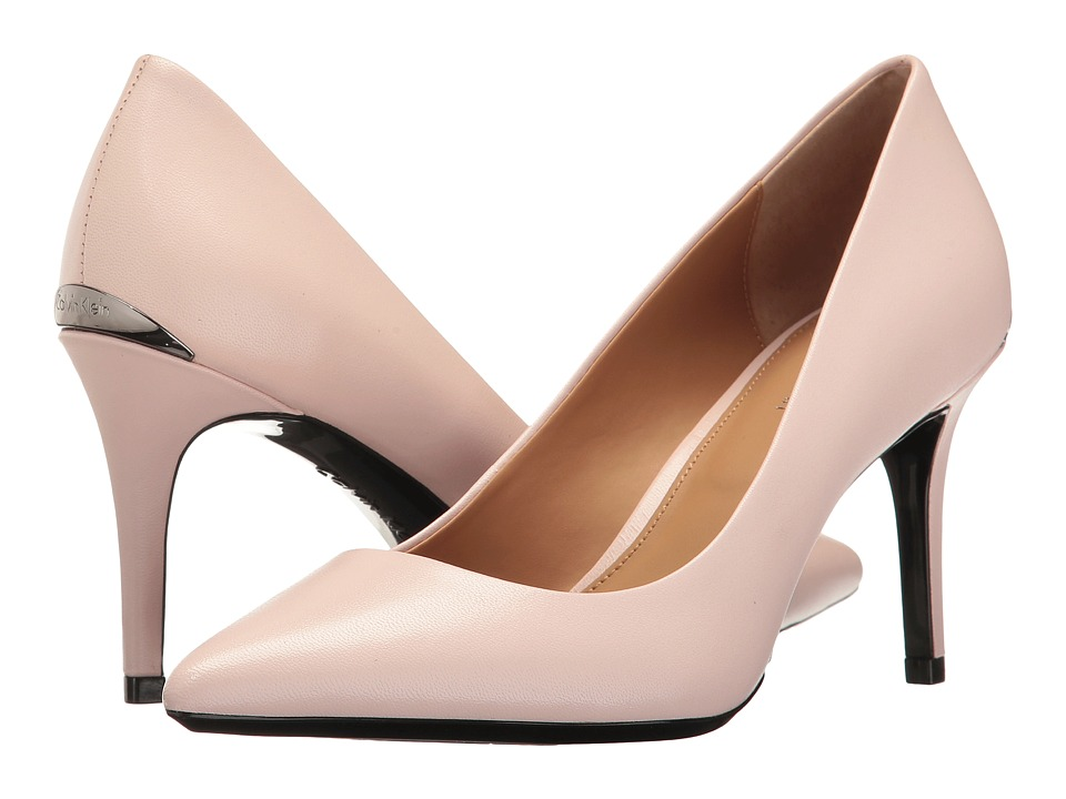 Calvin Klein - Gayle (Blush) High Heels