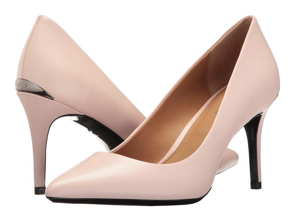 Calvin Klein - Gayle (Blush) High Heels