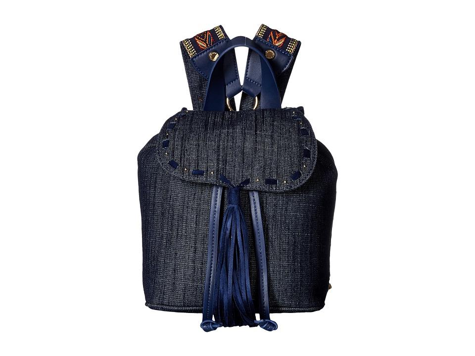 Steve Madden - Bjustice (Denim) Backpack Bags
