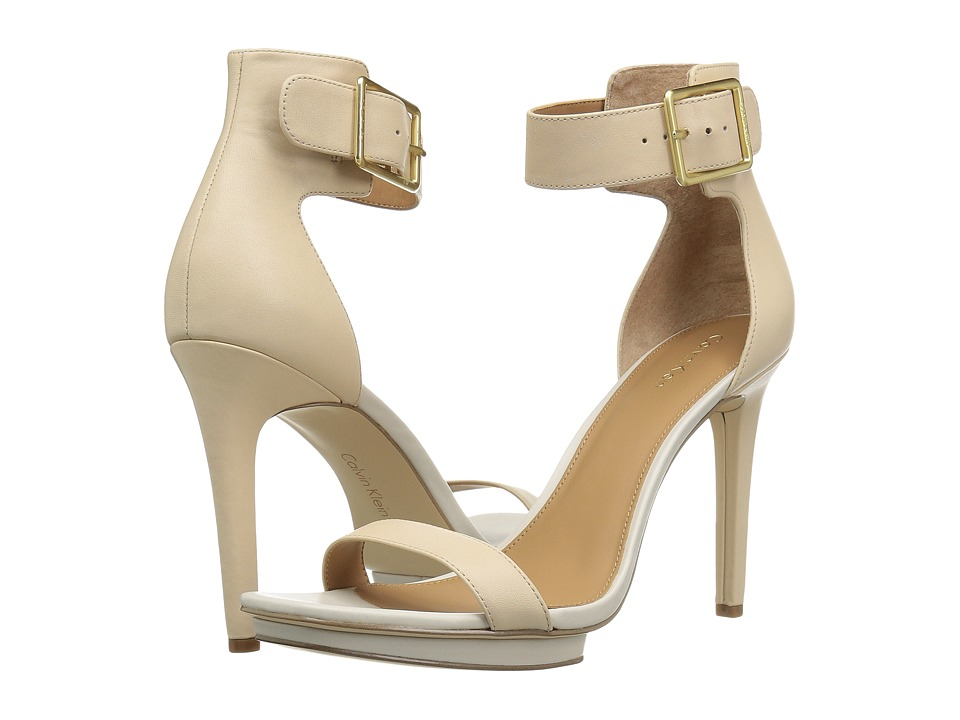Calvin Klein - Vable (Sand/Soft White) Women's Shoes