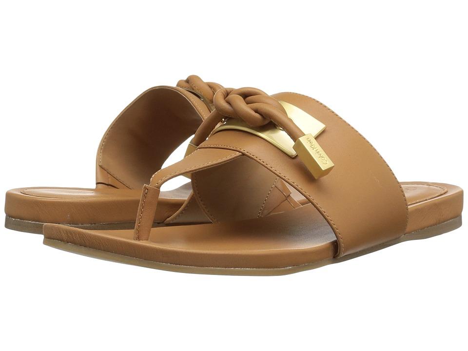 Calvin Klein - Parson (Almond Tan) Women's Shoes