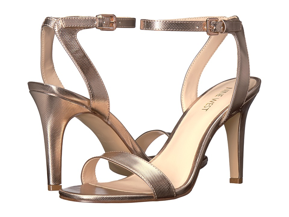Nine West - Angus (Rose Gold) Women's Shoes