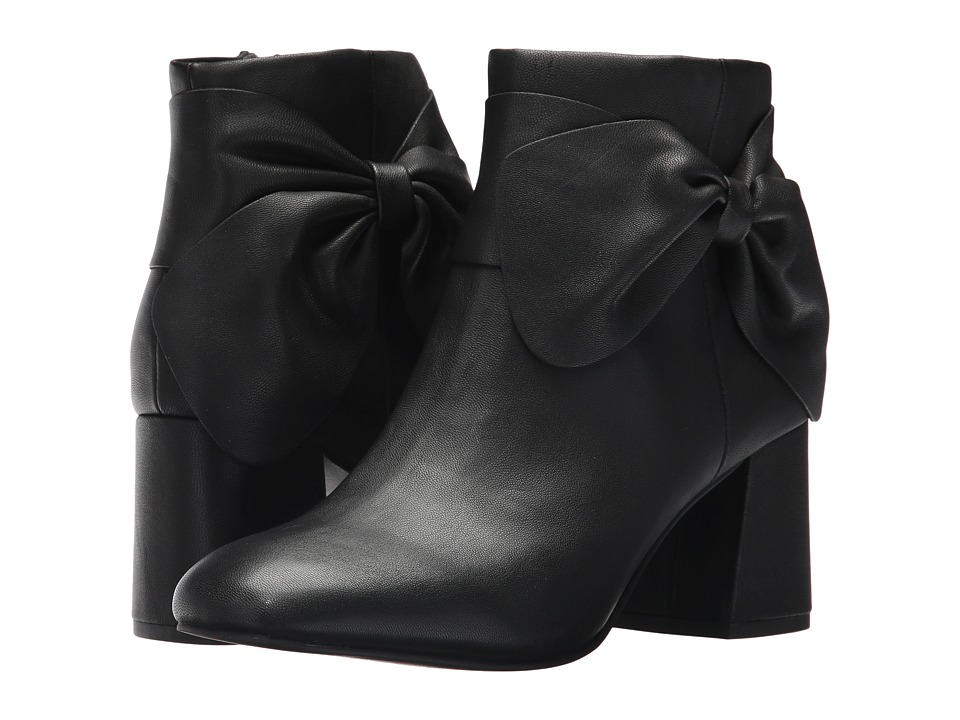 Seychelles - Catwalk (Black) Women's Dress Zip Boots