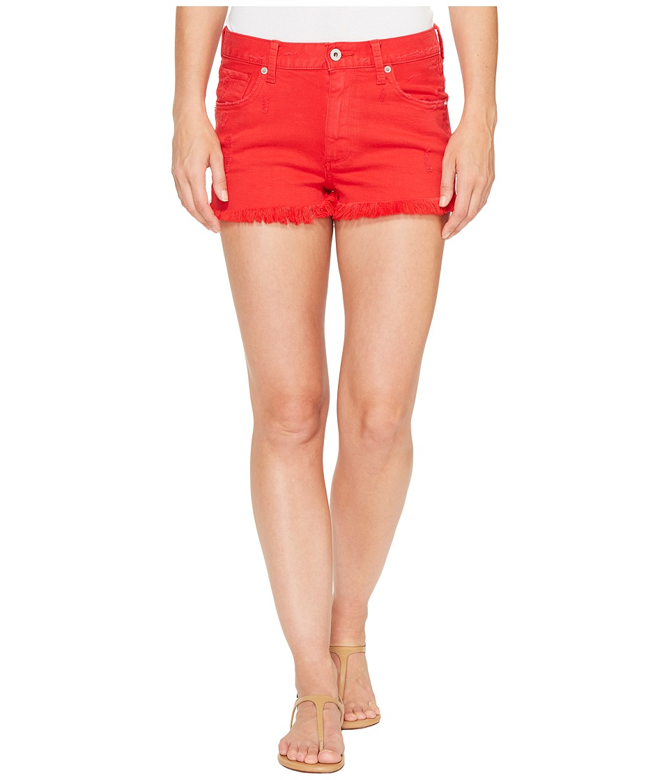 Lucky Brand - The High-Rise Shortie in Bedford (Bedford) Women's Shorts
