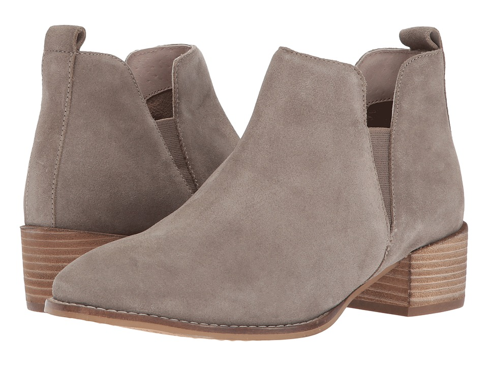 Seychelles Offstage (Taupe Suede) Women