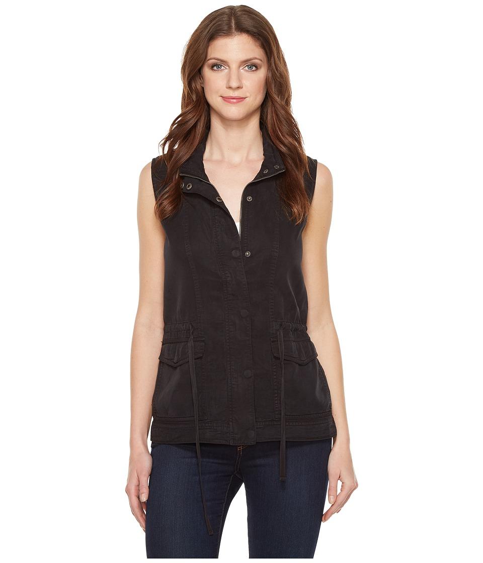 Lucky Brand - Utility Vest (Lucky Black) Women's Vest