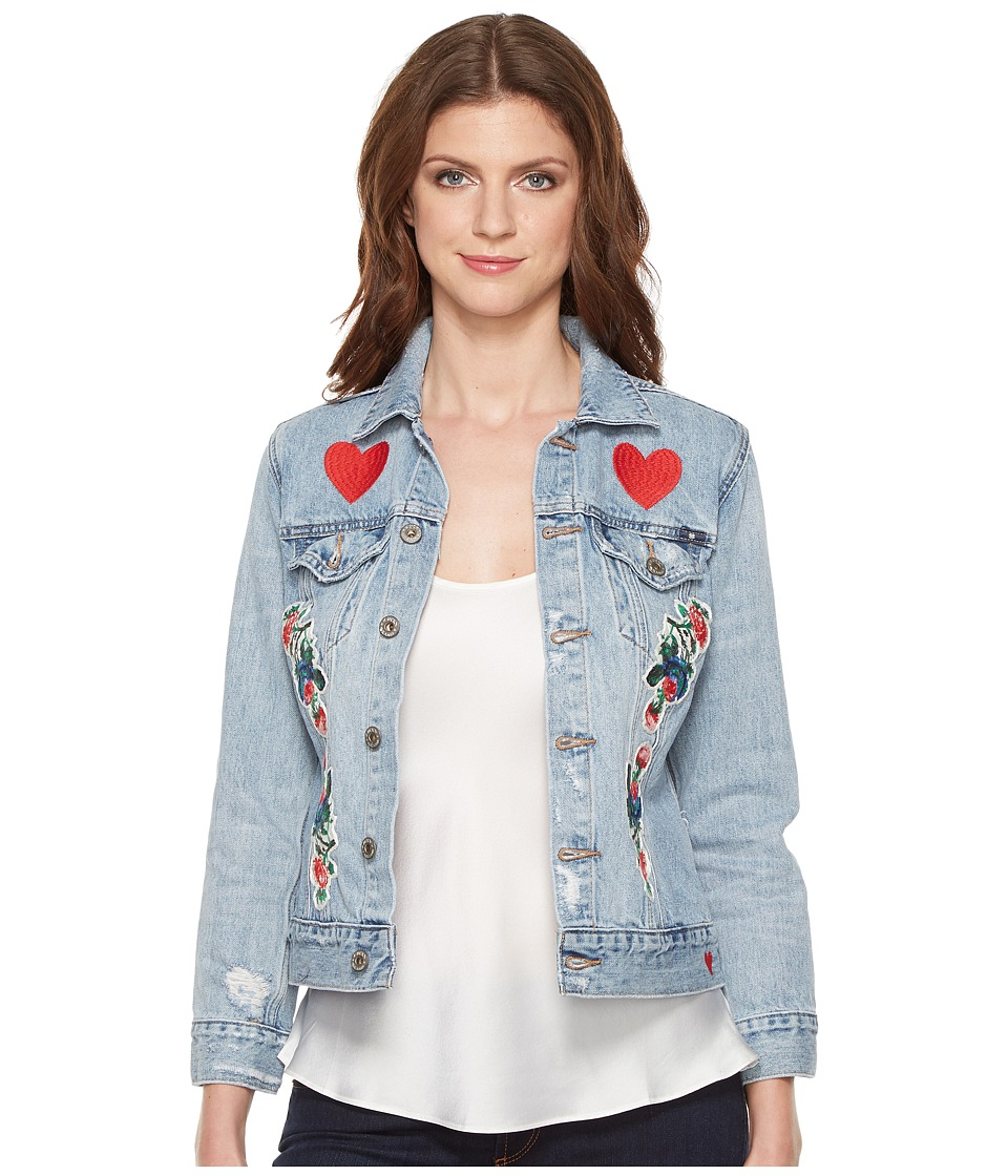 Lucky Brand - Tomboy Trucker Jacket (Garden Ridge) Women's Coat