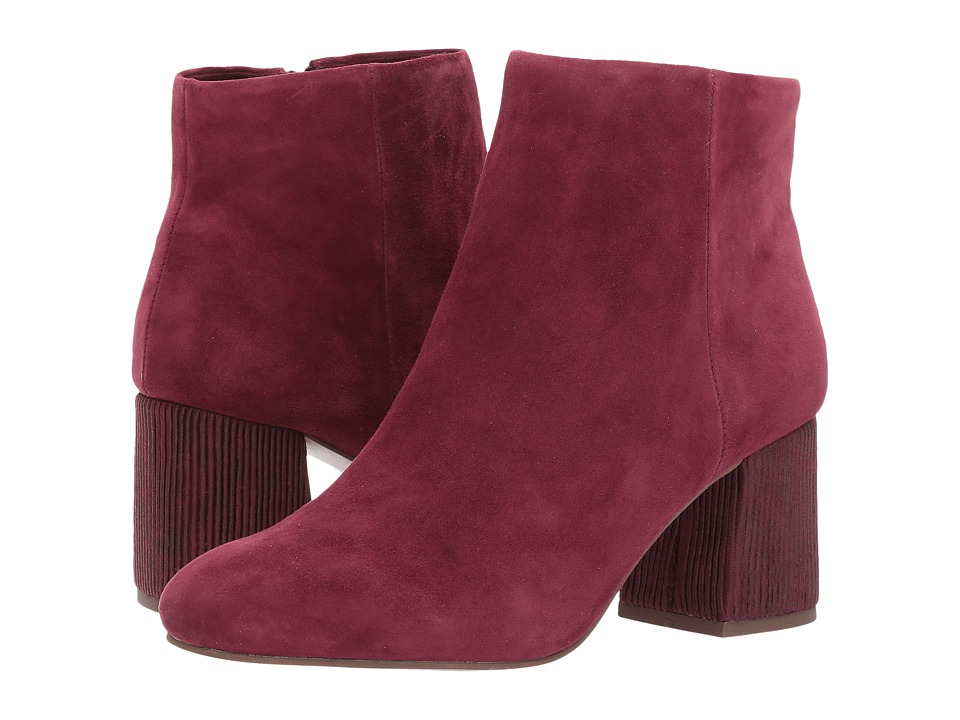 Seychelles Audition (Burgundy Suede) Women