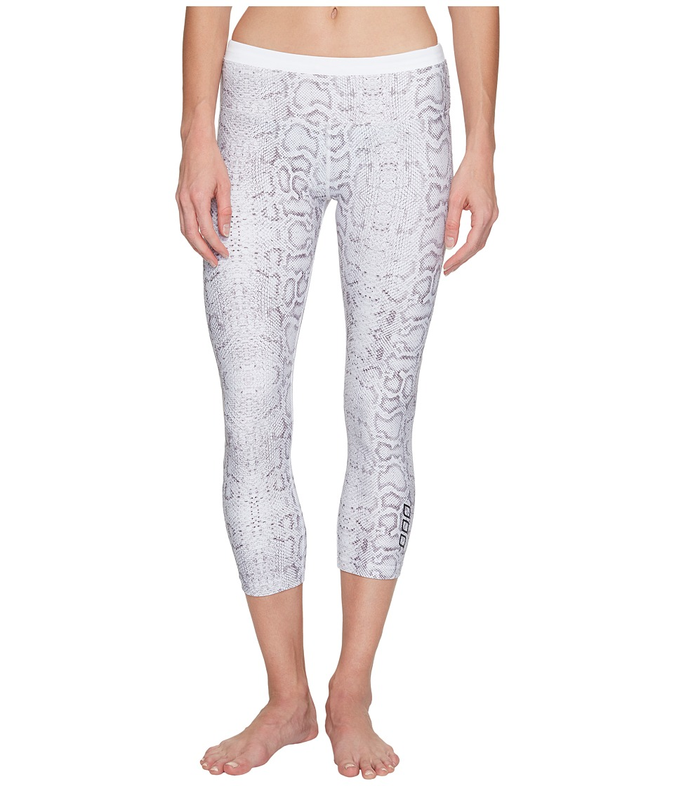 Lorna Jane - Primitive Core 7/8 Tights (Snake Print) Women's Casual Pants