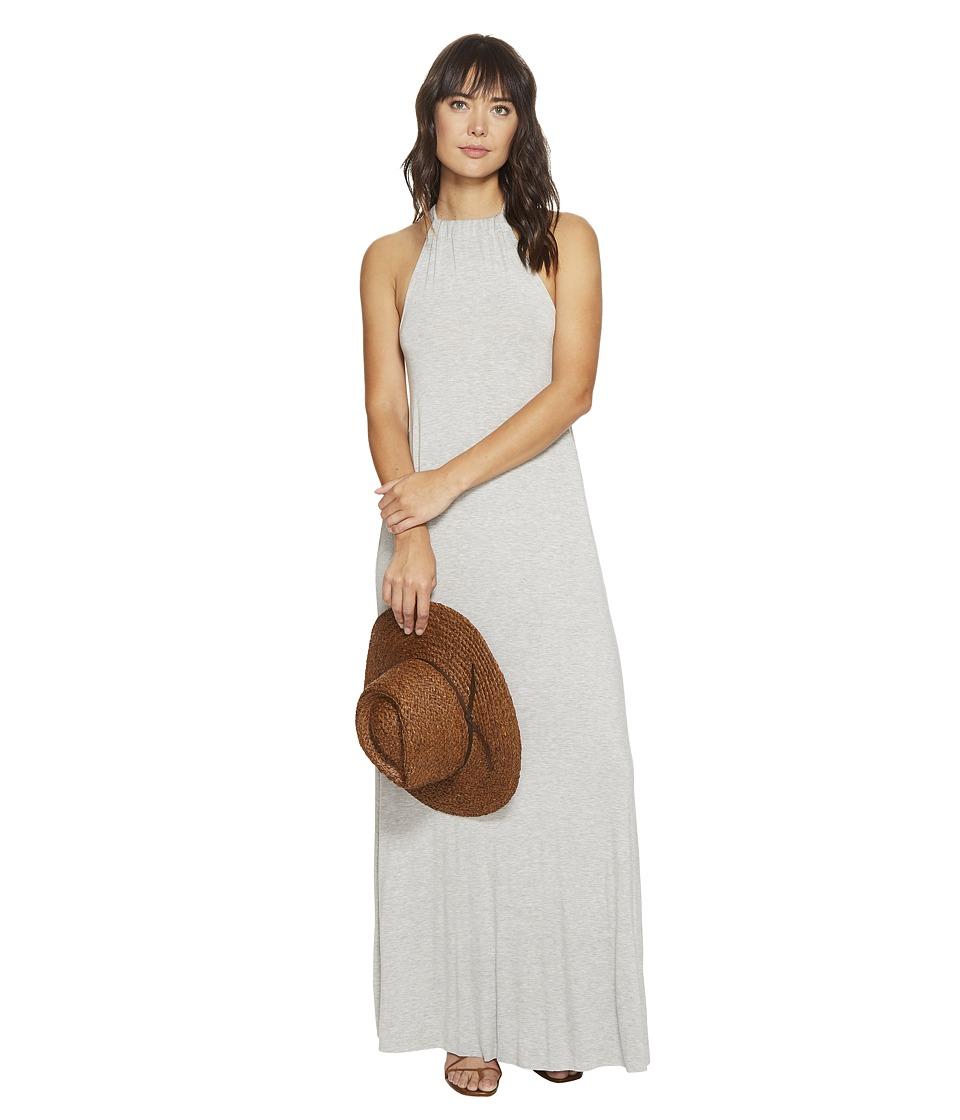 Clayton - Evie Dress (Heather Grey) Women's Dress