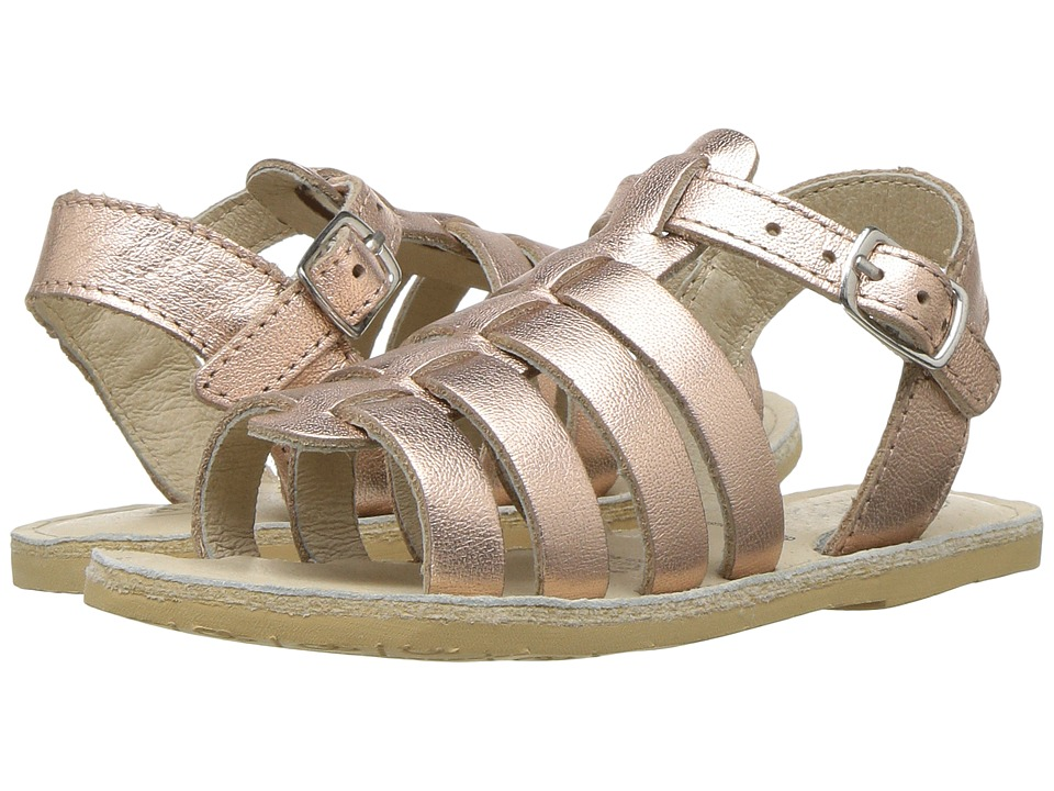 Old Soles - Safari (Toddler/Little Kid) (Copper) Girl's Shoes
