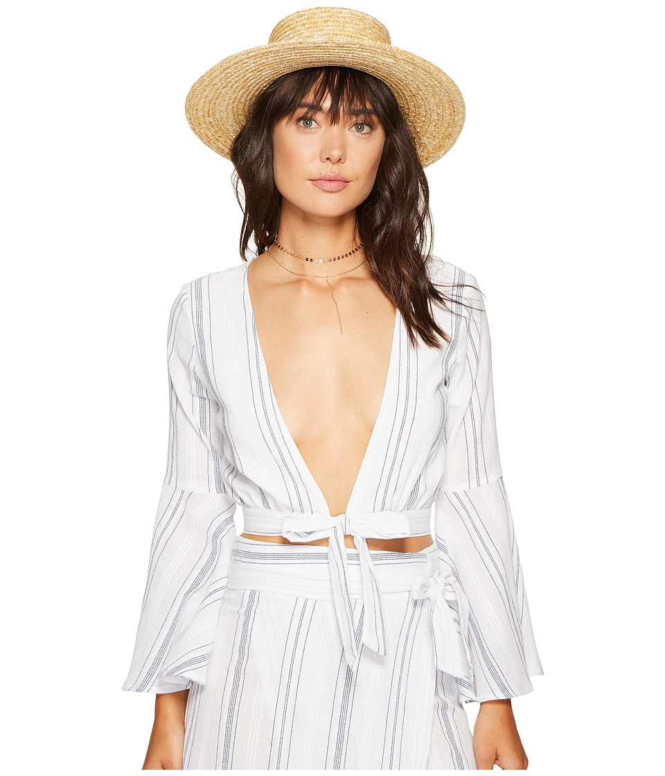 Clayton - Addie Top (Coastal Stripe) Women's Clothing