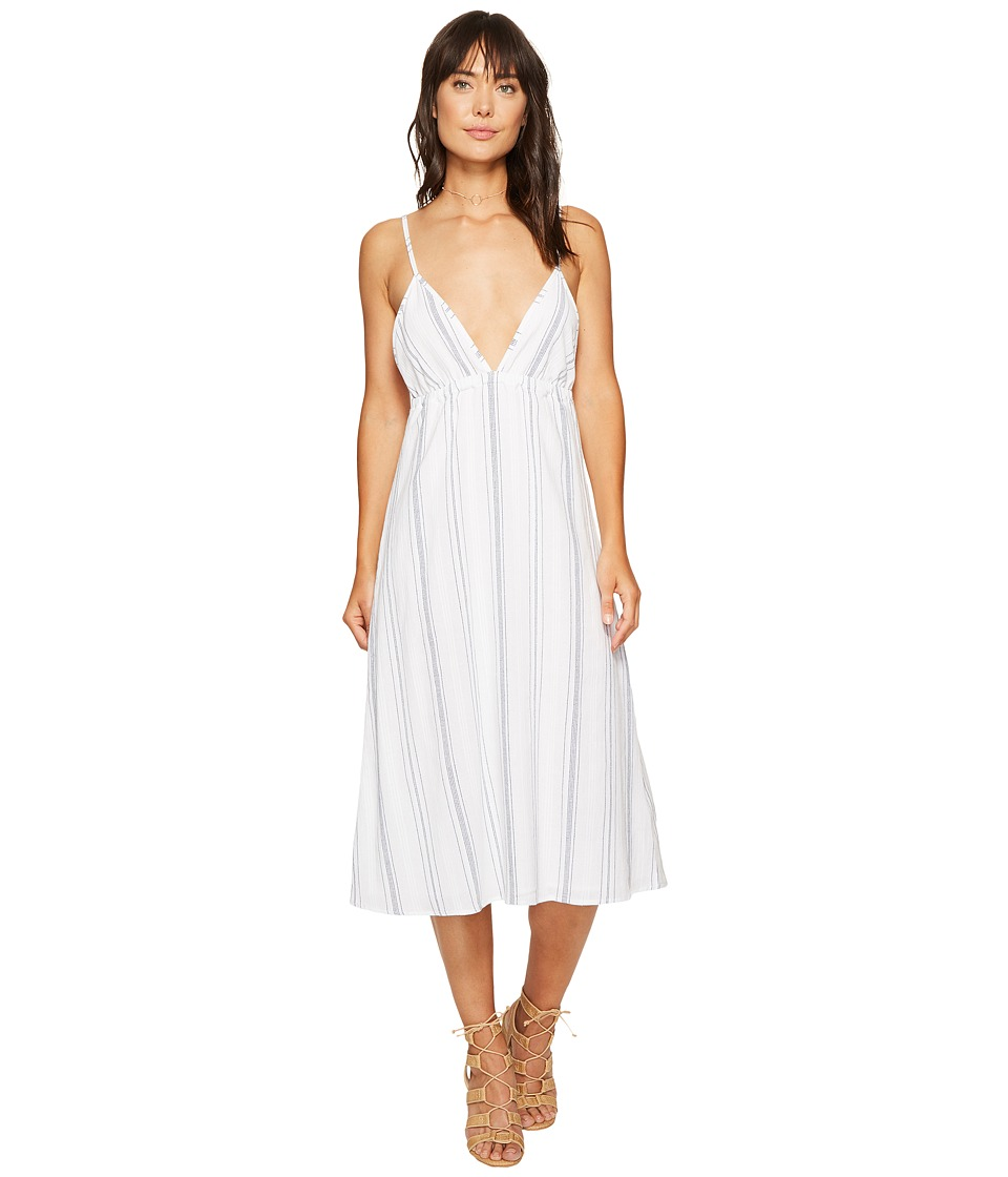 Clayton - Coastal Stripe Harmony Dress (Coastal Stripe) Women's Dress