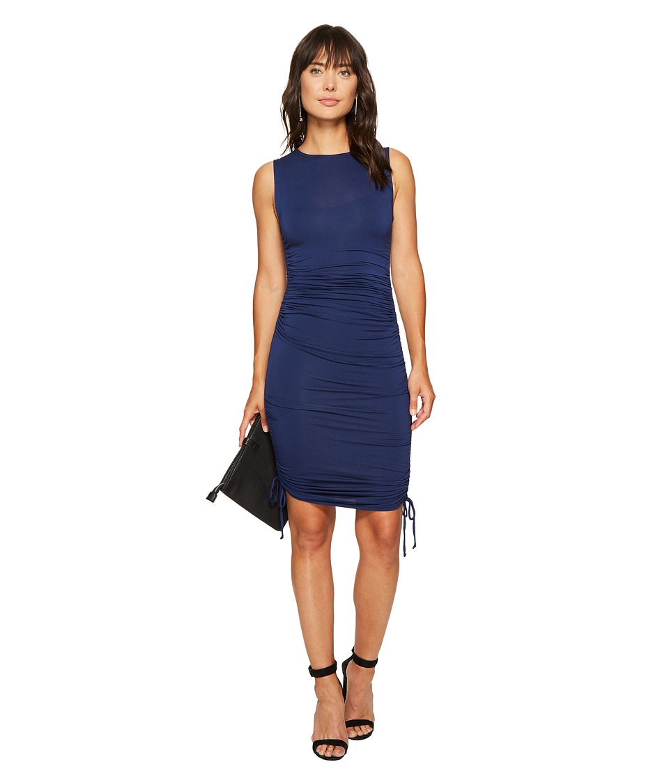Clayton - Alexa Dress (Navy) Women's Dress