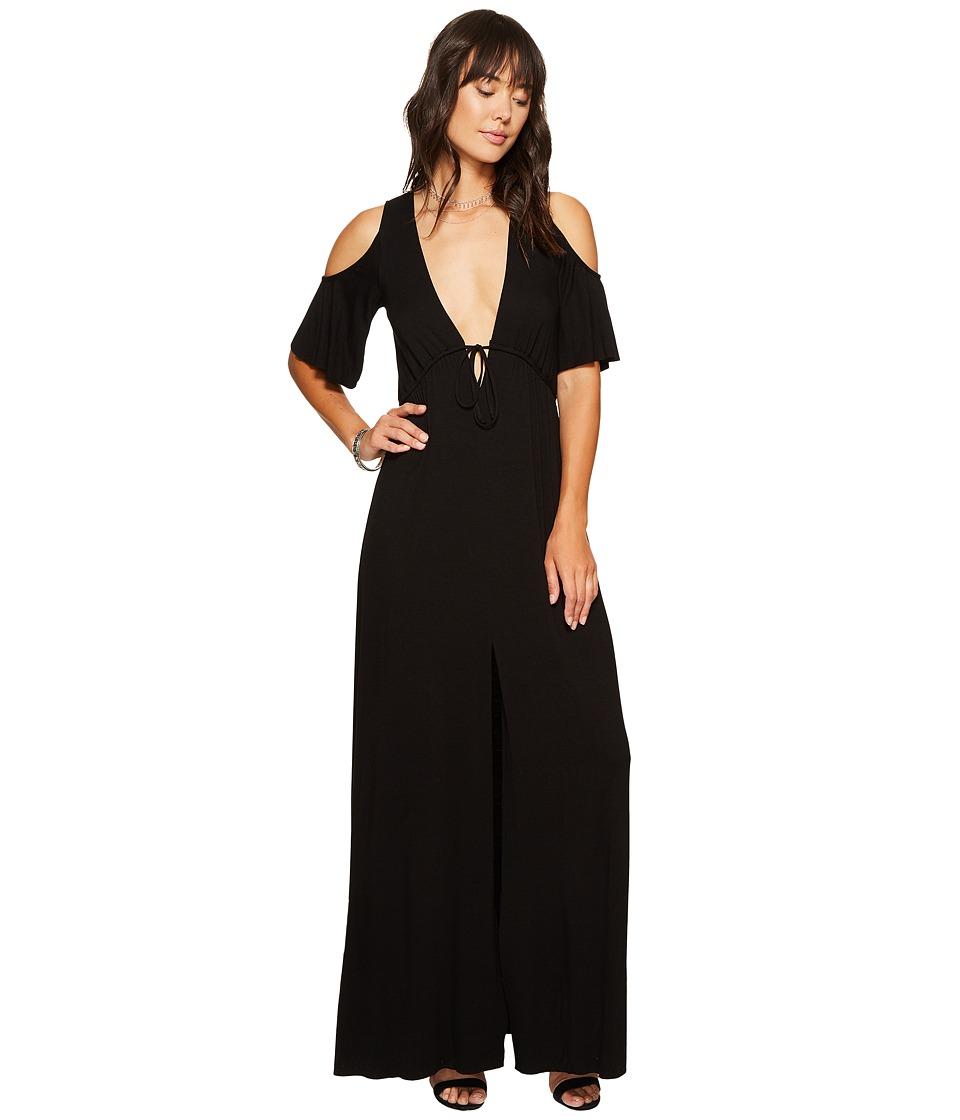 Clayton - Liana Dress (Black) Women's Dress