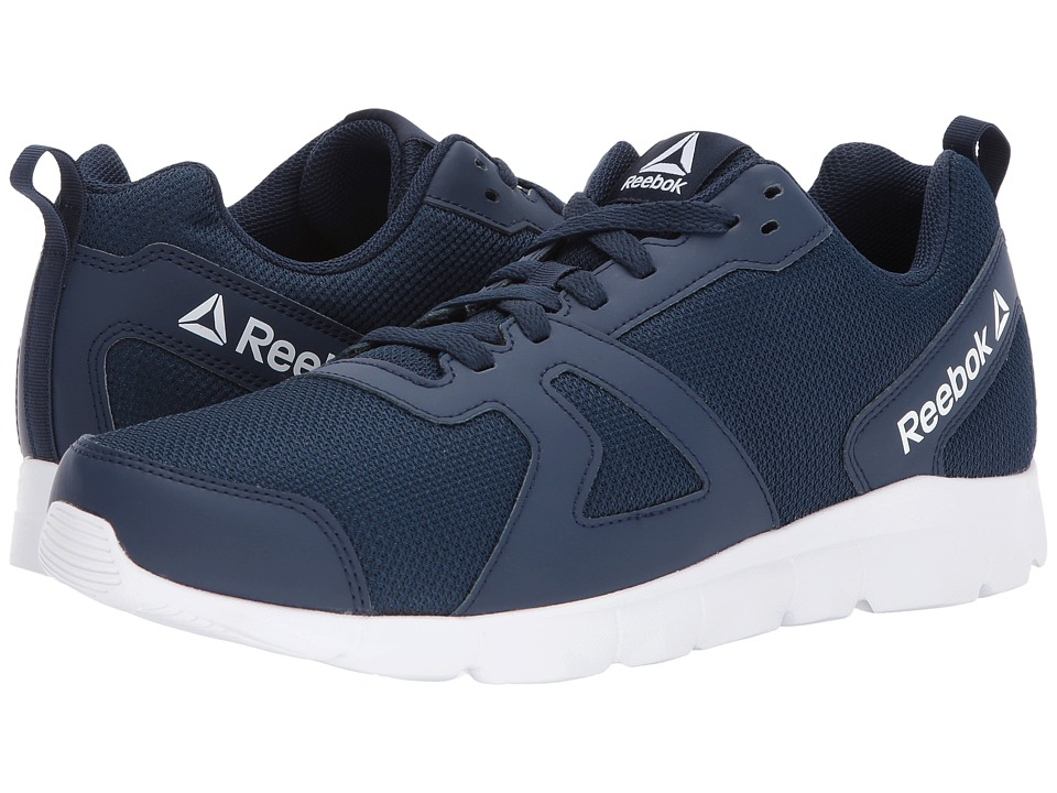 Reebok Fithex Tr (Collegiate Navy/White) Men's Shoes