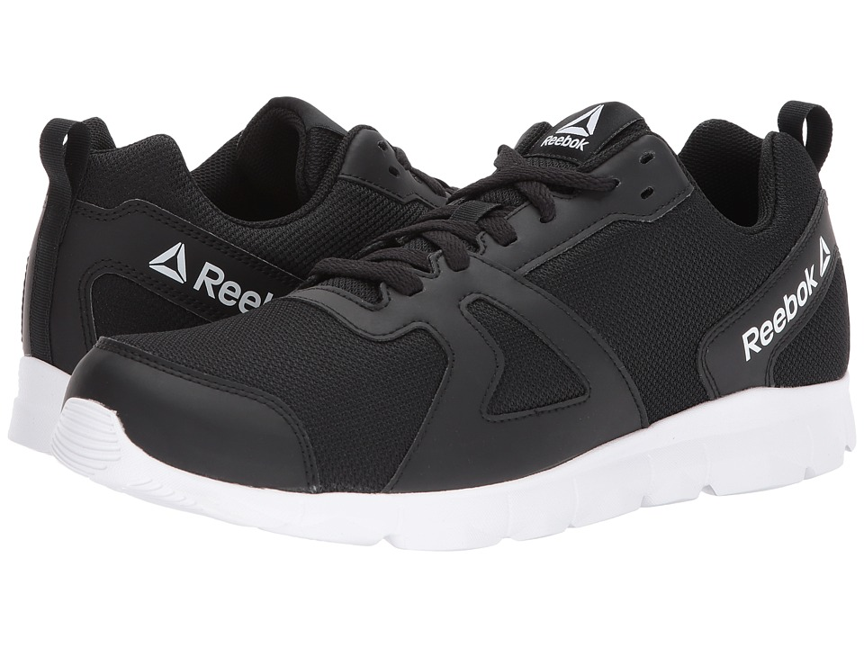 Reebok - Fithex Tr (Ash Grey/Primal Red/White) Men's Shoes