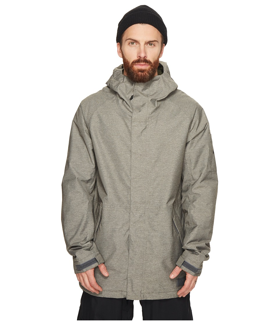 Burton Hilltop Jacket (Shade Heather) Men