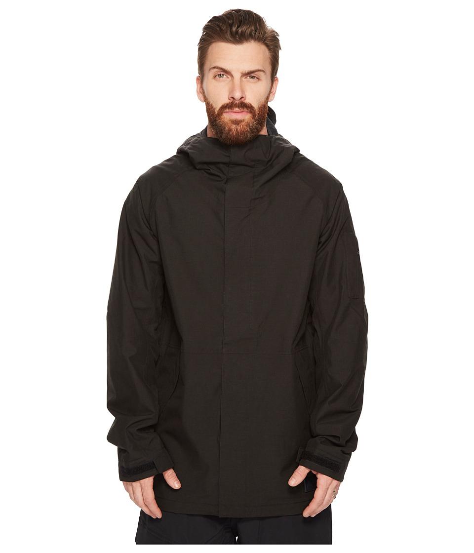 Burton Hilltop Jacket (True Black 1) Men