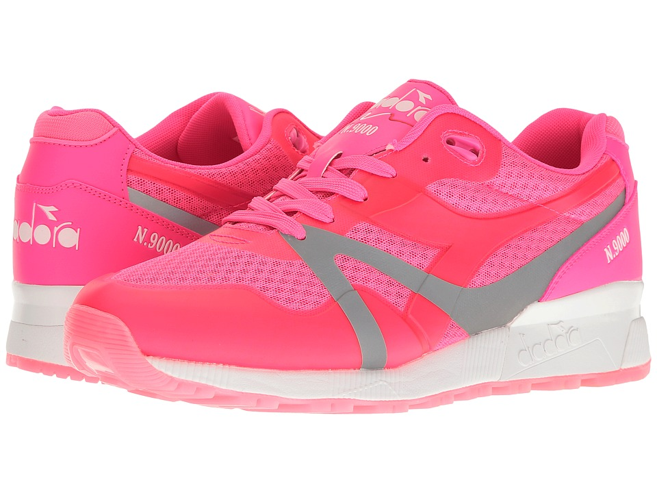 Diadora - N9000 MM Bright (Pink Fluo) Athletic Shoes
