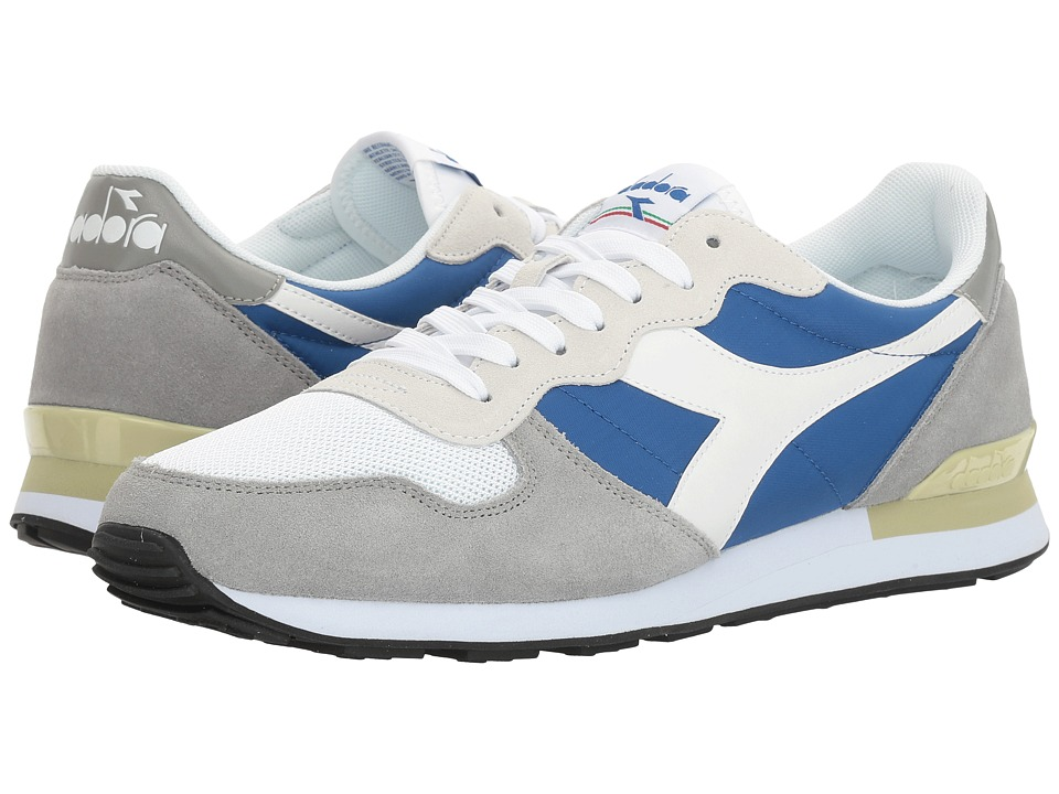 Diadora - Camaro (Nautical Blue/Drizzle) Athletic Shoes