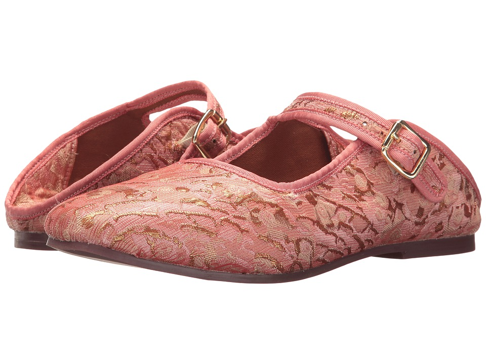 Free People Evie Mary Jane Flat (Pink) Women
