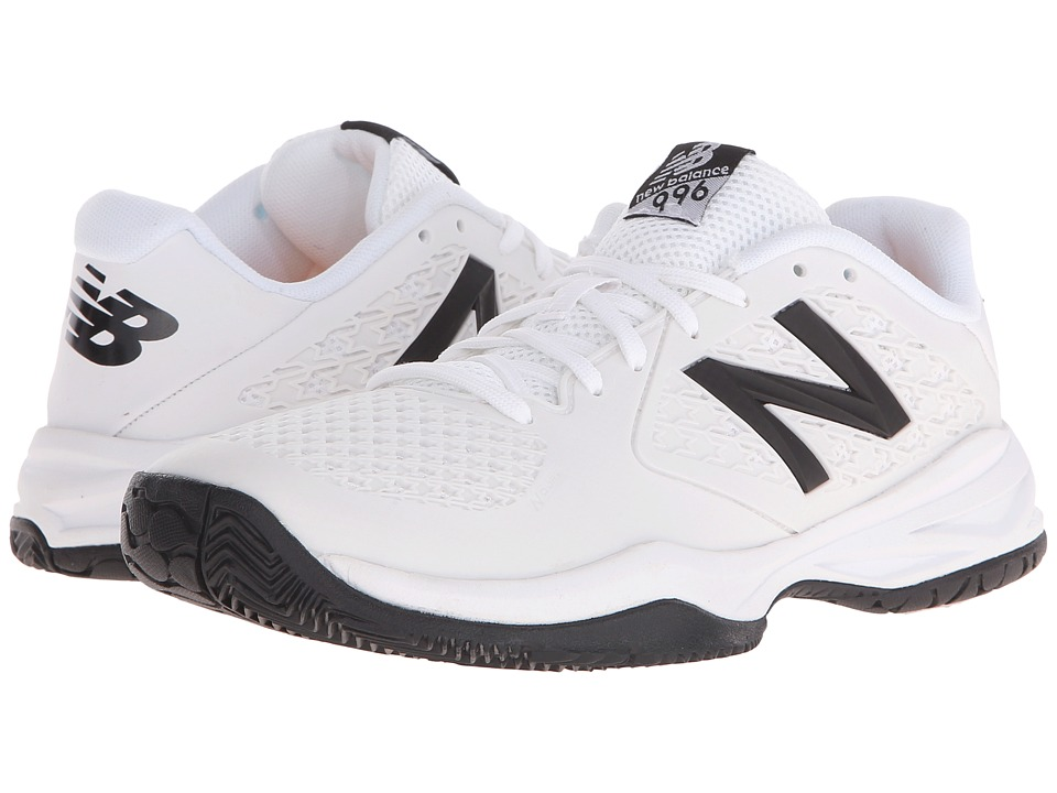 New Balance Kids KC996v2 (Little Kid/Big Kid) (White) Boys Shoes