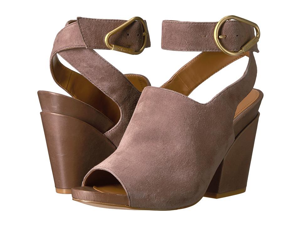Calvin Klein - Eugenie (Winter Taupe) Women's Shoes