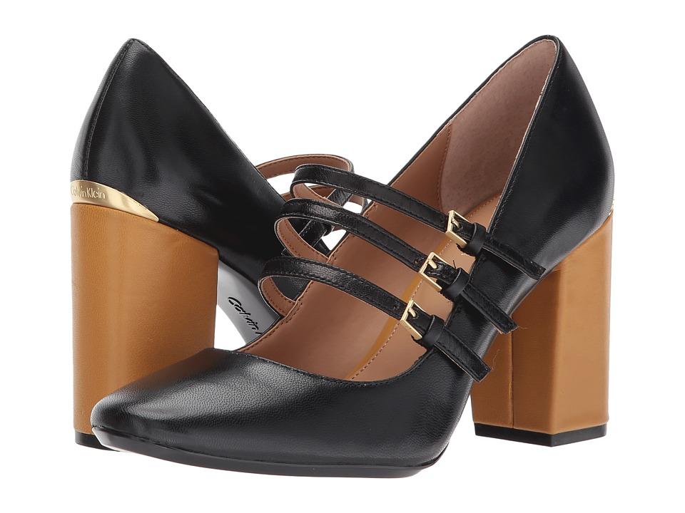 Calvin Klein - Columbia (Black) Women's Shoes