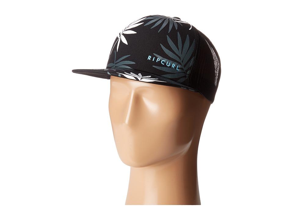 Rip Curl - Layday Trucker Hat (Black) Caps