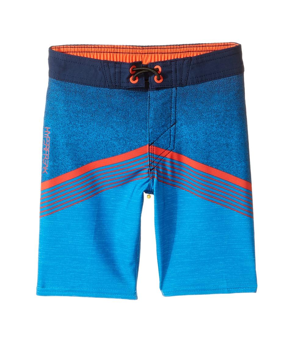 O'Neill Kids - Hyperfreak Boardshorts (Little Kids) (Navy) Boy's Swimwear