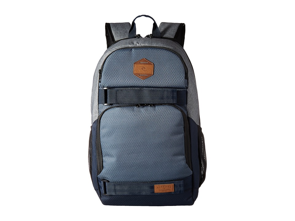 Rip Curl - Fader Backpack (Stacka Navy) Backpack Bags