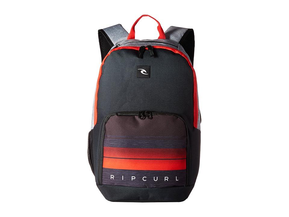 Rip Curl - Evo Backpack (MF Stripe Red) Backpack Bags