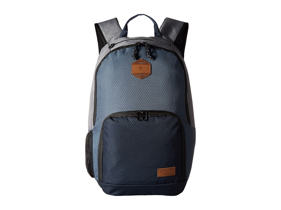 Rip Curl - Evo Backpack (Stacka Navy) Backpack Bags