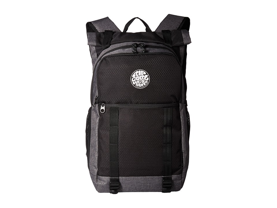Rip Curl - Dawn Patrol 2.0 Surf Pack (Black) Day Pack Bags