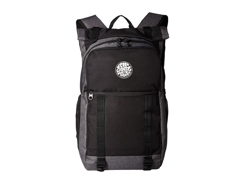 Rip Curl - Dawn Patrol 2.0 Surf Pack (Black) Day Pack Bags