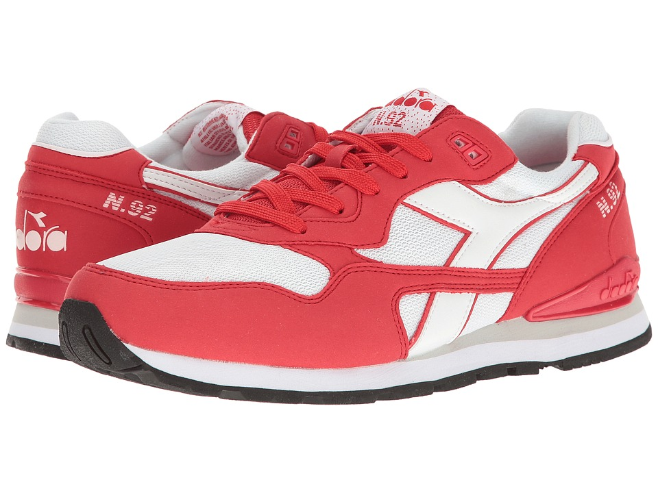 Diadora - N-92 (Tomato) Athletic Shoes