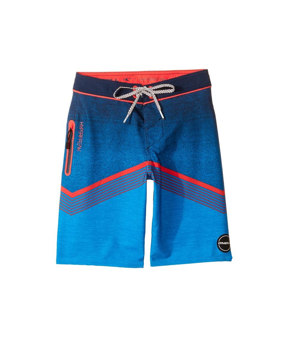 O'Neill Kids - Hyperfreak Boardshorts (Big Kids) (Navy) Boy's Swimwear