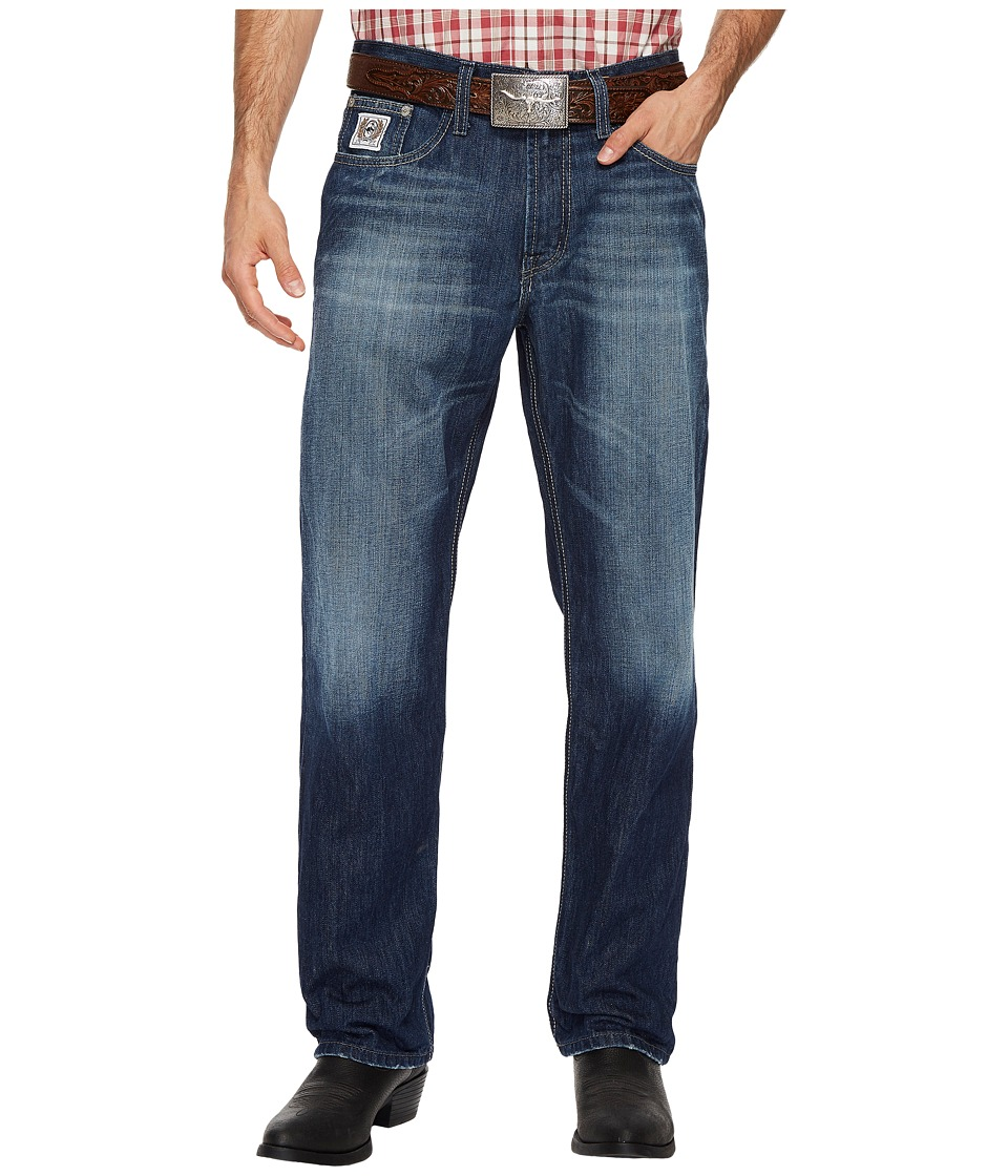 Cinch - White Label Dark Stone in Indigo (Indigo) Men's Jeans