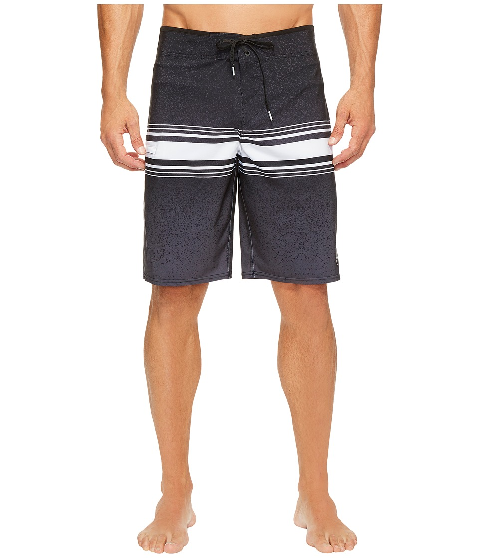 O'Neill - Hyperfreak Fusion Superfreak Series Boardshorts (Black) Men's Swimwear