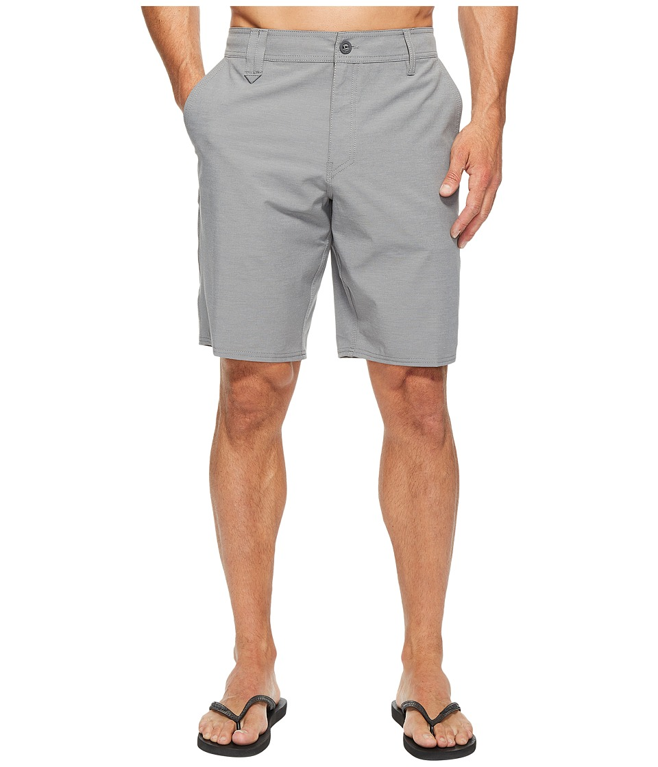 O'Neill - Excursion Hybrid Boardshorts (Grey) Men's Swimwear