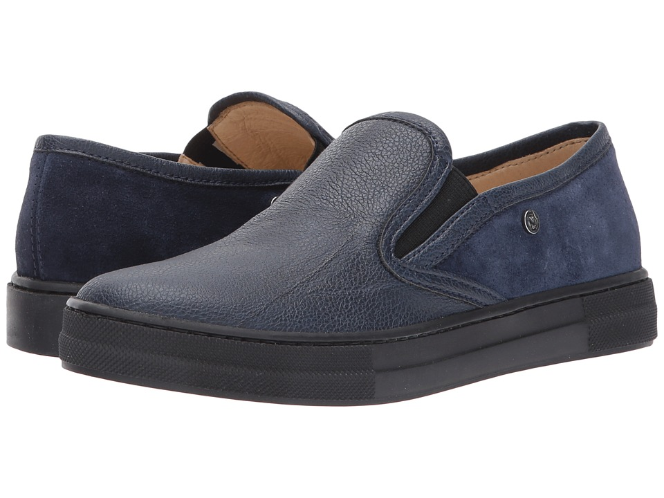 Naturino - 4445 AW17 (Little Kid/Big Kid) (Navy) Boy's Shoes