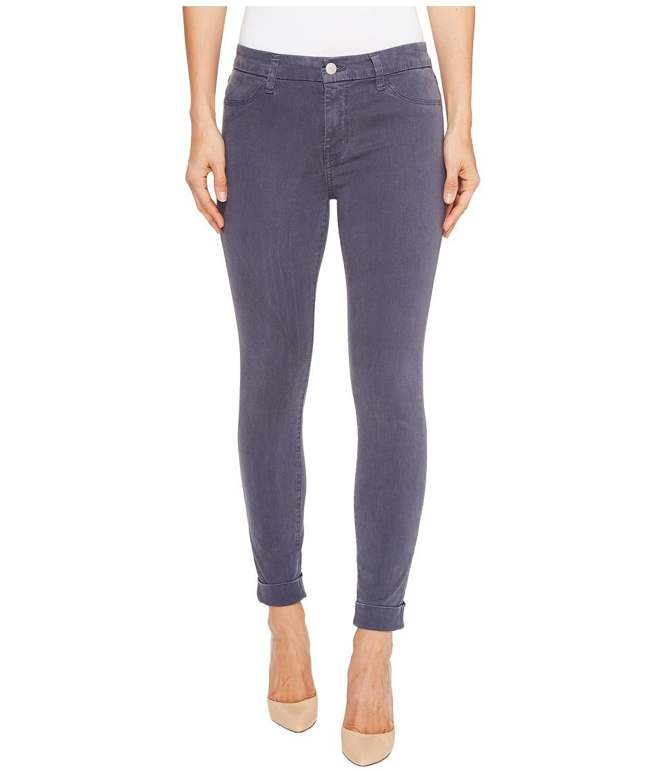 J Brand - Anja Mid-Rise Cuffed Crop in Seaway (Seaway) Women's Jeans