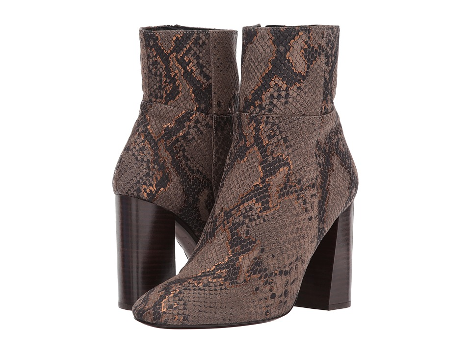 Free People Nolita Ankle Boot (Brown) Women