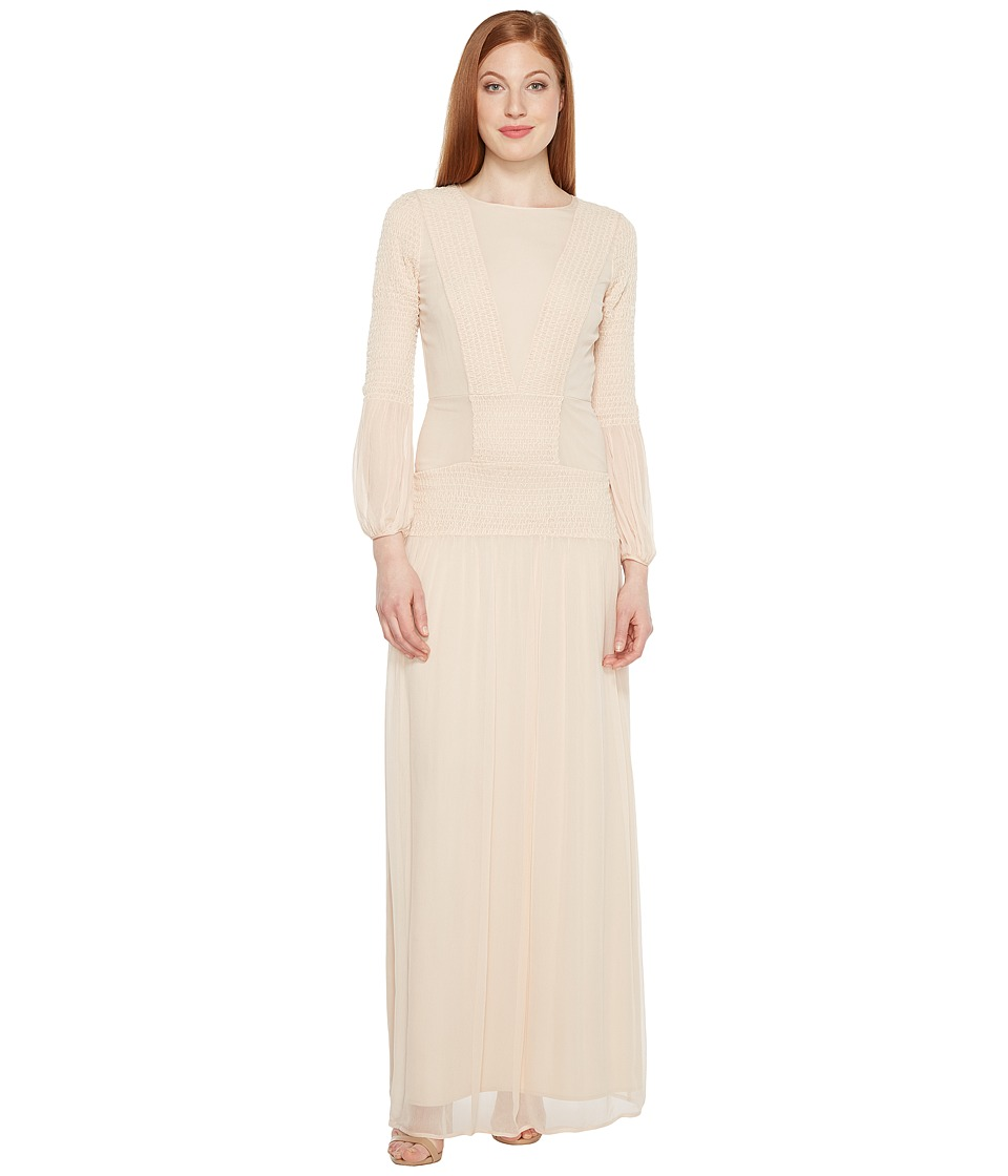 Intropia Ruffle Maxi Dress