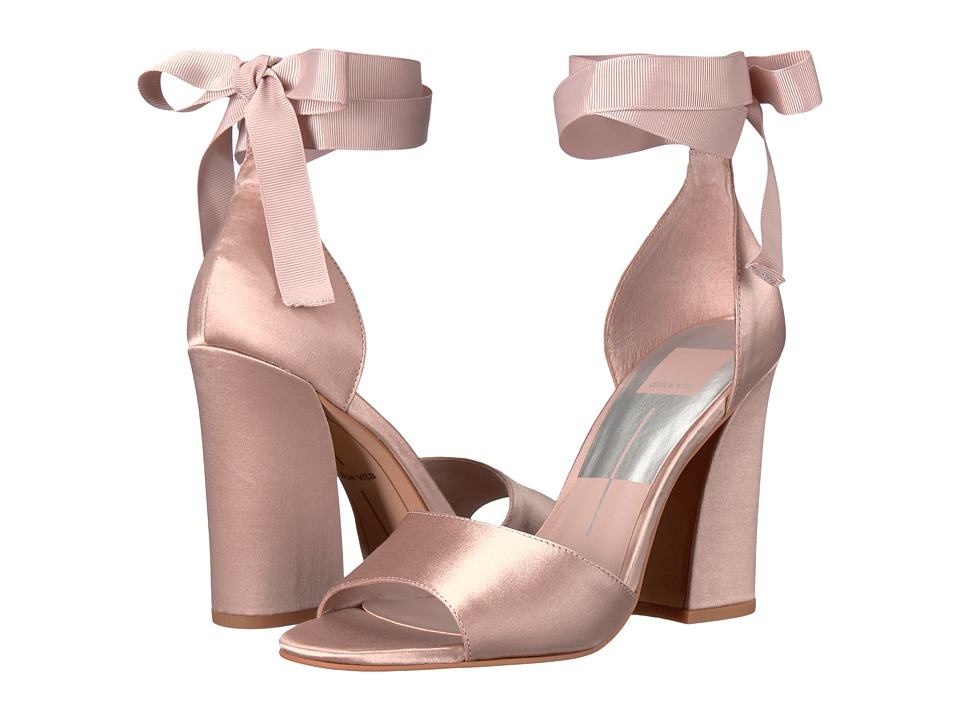 Dolce Vita - Harvyy (Rose Satin) Women's Shoes