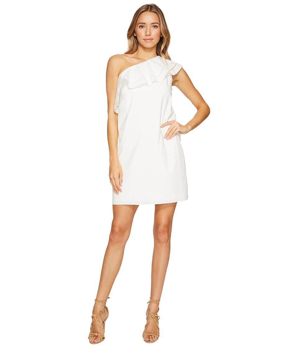Rachel Zoe Kendall Dress (Ecru) Women