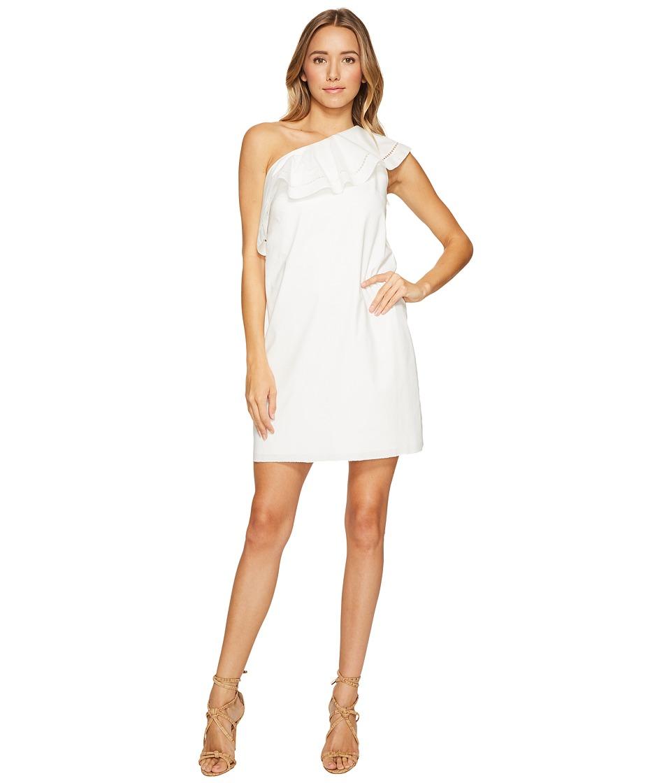 Rachel Zoe Kendall Dress (Ecru) Women