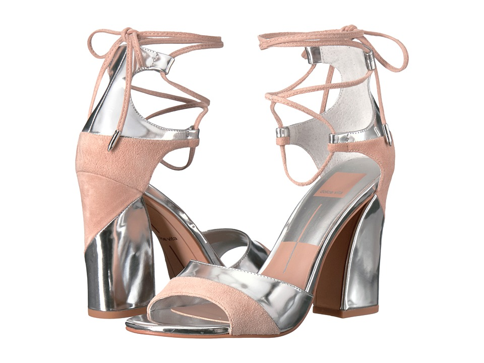 Dolce Vita - Haro (Silver Multi Leather) Women's Shoes
