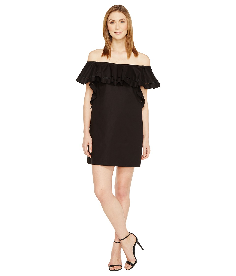 Rachel Zoe Allison Dress (Black) Women